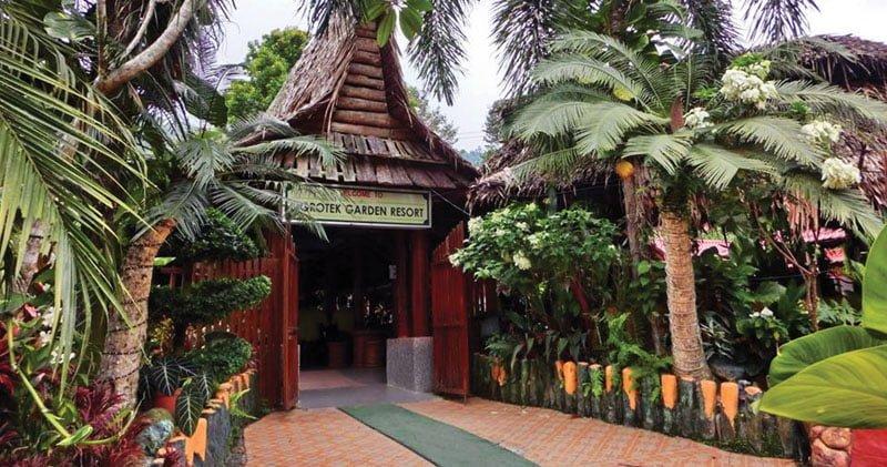 Agrotek Garden Chalet Resort TeamBuilding