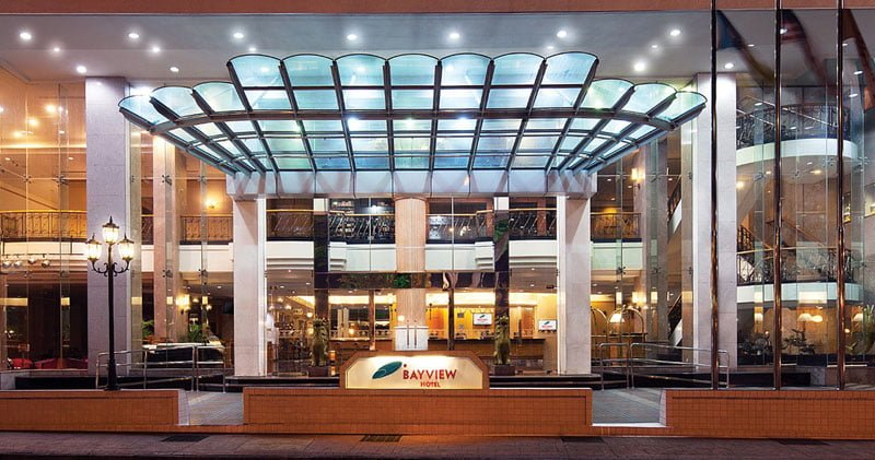 Bayview Hotel George Penang TeamBuilding