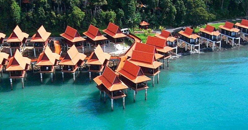 Berjaya Langkawi Resort TeamBuilding