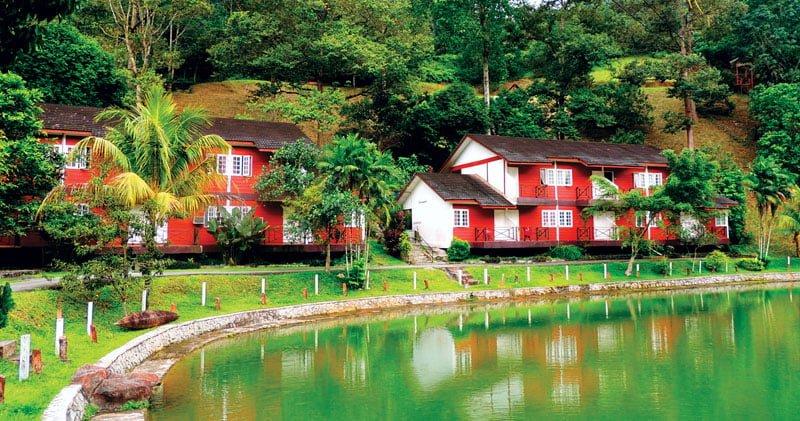 Nur Lembah Pangsun Eco Resort TeamBuilding