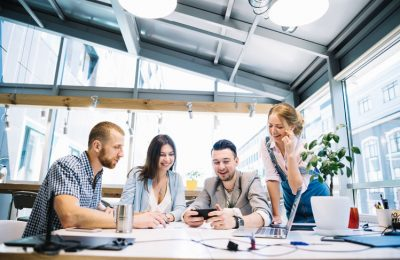 Building an Innovative and Creative Circle at Your Workplace