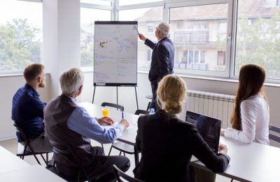 Persuasive and Influential Presentation Skills Using NLP