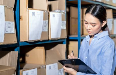 Organizing the Store, Warehouse and Managing Inventory Effectively