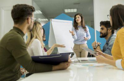 Mentoring For Emerging Female Leaders