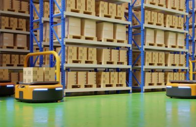 Developing Efficient Warehouse Management and Logistics Excellence Operation