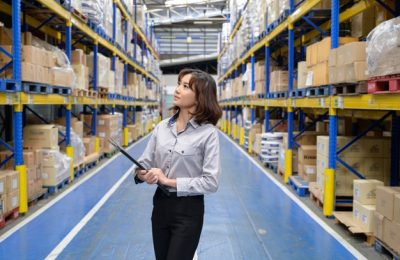 The Essential of Event Manager, Inventory Warehousing and Logistics