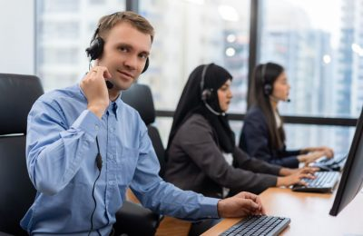 The Contact Centre Training / Crisis Communication