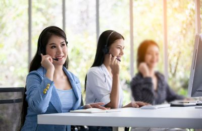 Excellence Customer Service @ Call Centre