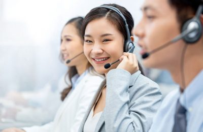 The Contact Centre Training  Series