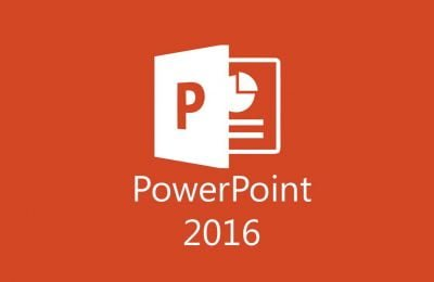 Microsoft PowerPoint 2016 Foundation