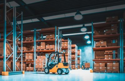 Occupational Safety And Health At Warehouse