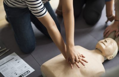 First Aid & CPR (AED) Certification Course