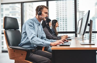 Enhancing Customer Service – Excellence Call Center Image