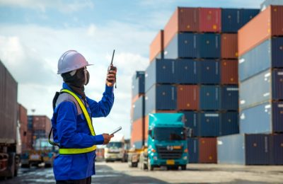 International Logistics Import-Export Shipping Procedures (Operations, Documentation, Container Management and CPTAT)