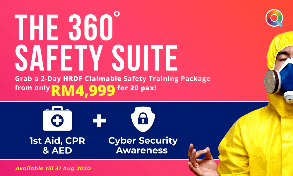 the 360 safety suite banner 13 2