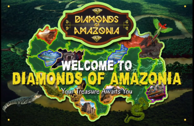 Diamonds of Amazonia